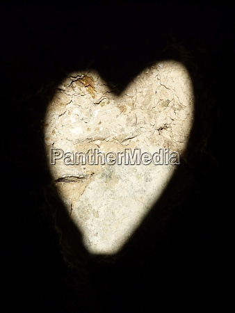 heart symbol of love and romance