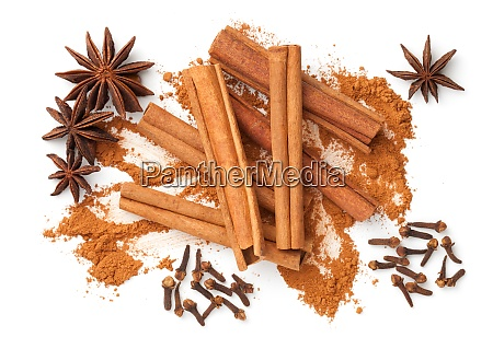 composition with spices