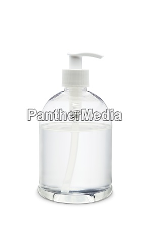 antibacterial gel dispenser