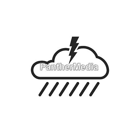 weather vector icon illustration