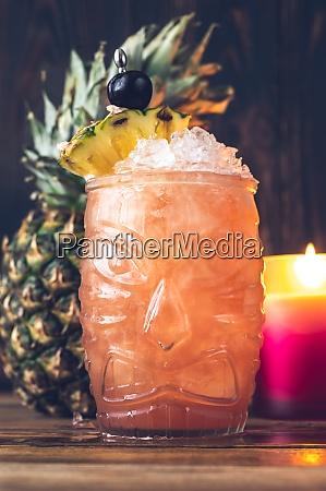 glass of jungle bird