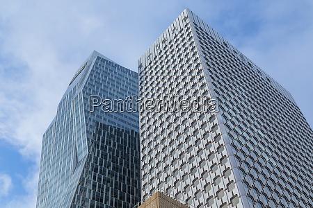 modern building detail