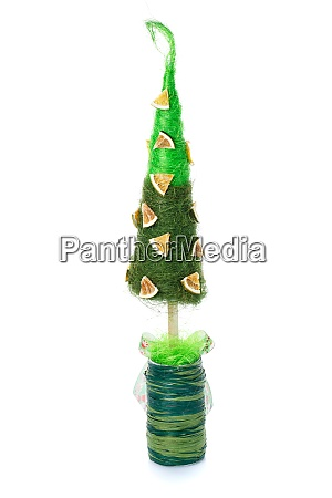 small christmas tree for a home