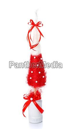 handmade decorative christmas tree for home