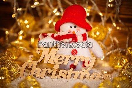 merry christmas greetings text in