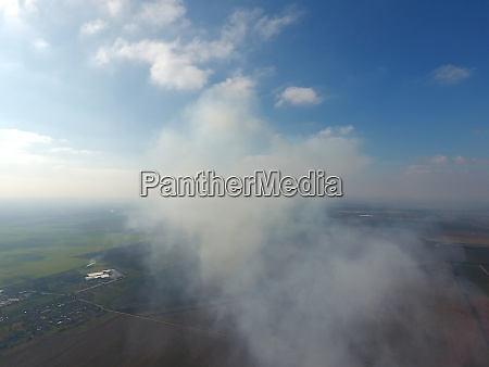 the smoke over the village clubs