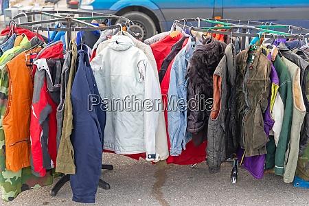 flea market wardrobe