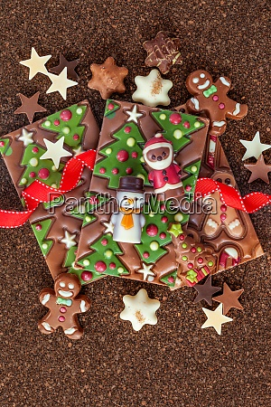delicious chocolates for christmas