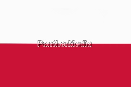 poland flag background illustration red white