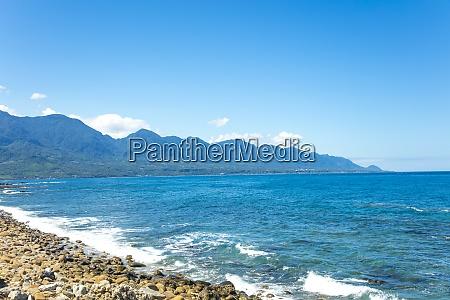 dulan mountain east coast of