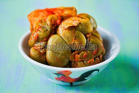 szechuan preserved vegetable