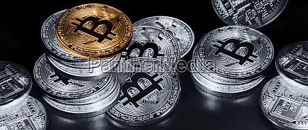 physical bitcoins virtual crypto currency coin