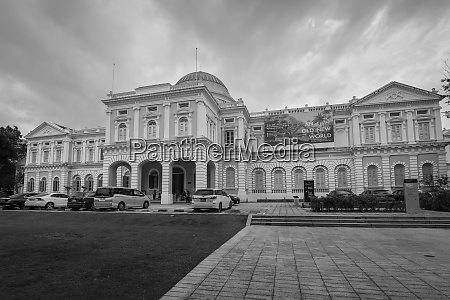 the national museum of singapore is