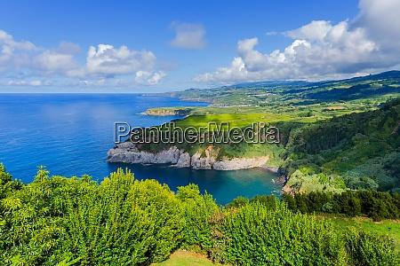 view from the miradouro de santa