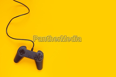 gamepad connected wire from the game