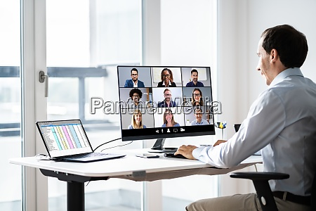video conference meeting call