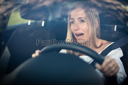 pretty middle aged woman at the