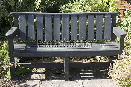 garden bench furniture for outdoor seating
