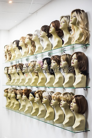 rows of hair wigs