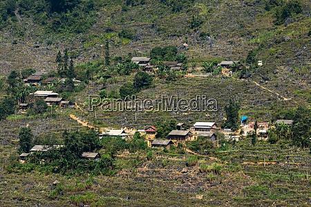 village at the ha giang loop