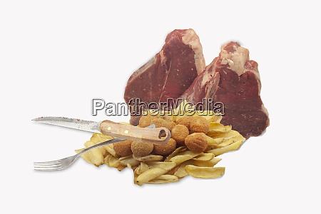 florentine steaks with bone