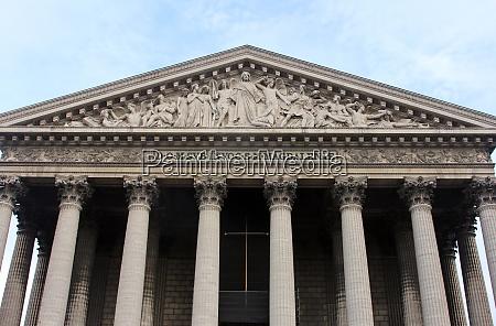 paris madeleine church france