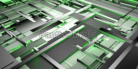 engineering factory machine