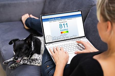 credit score check online