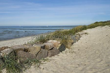 germany hiddensee island in mecklenburg