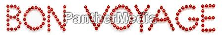 red christmas ball ornament building bon