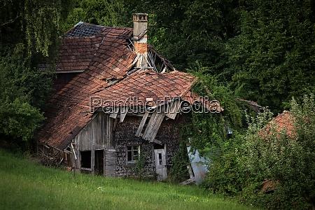 splendid villa with lots of potential