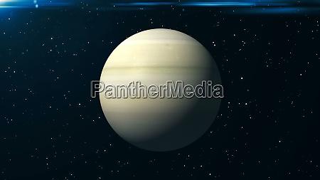 saturn background 3d rendering digital backdrop
