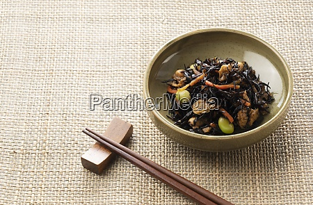 japanese prepared foods hijiki nimono