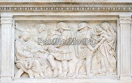 the innocent massacre relief on portal