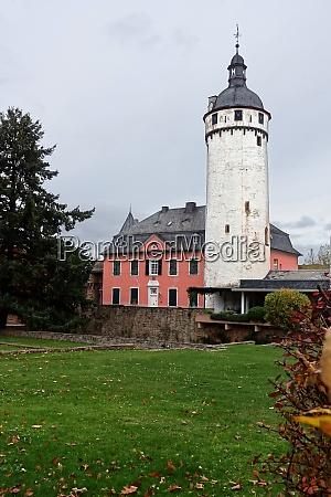 medieval castle zievel