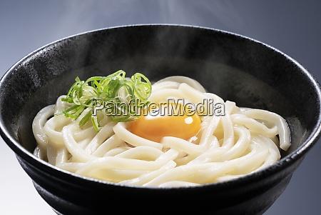 japanese ingredientswarm udon noodles