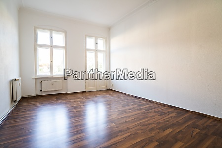 classic residential appartment room wall and