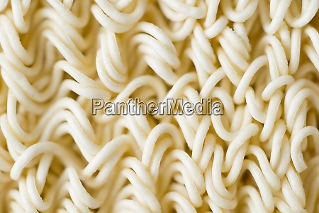 dried noodle food background