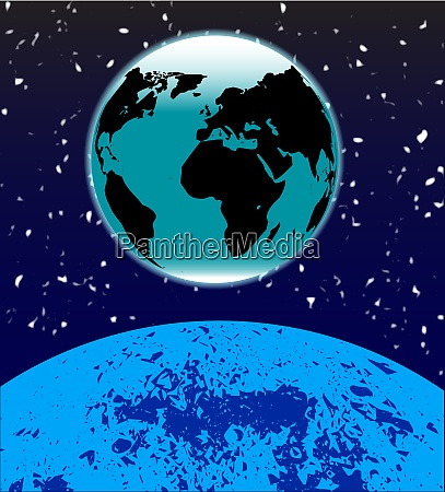 earth rise