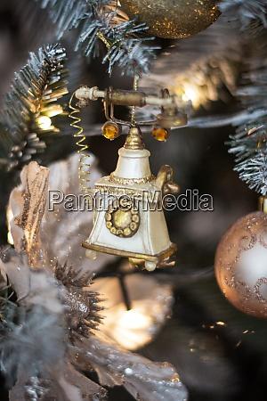 festive retro christmas background