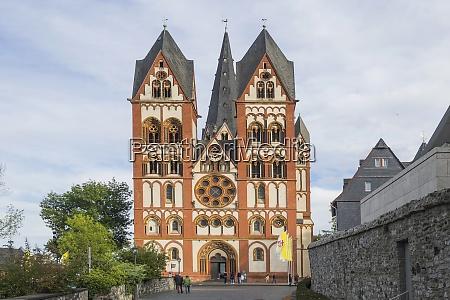 germany rhineland palatinate limburg cathedral