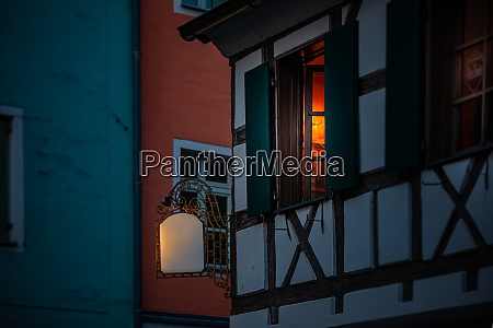 old town in germany bavaria europe