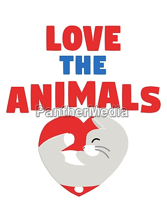 love the animals