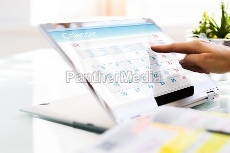 online calendar business planner