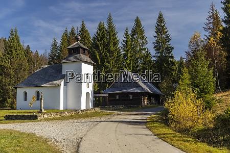museum kysucke dediny in kysuca slovakia