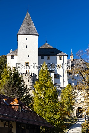 mauterndorf castle tamsweg district province of