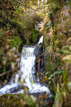 menzenschwander waterfall
