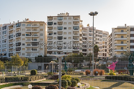 new residential district in lagos portugal