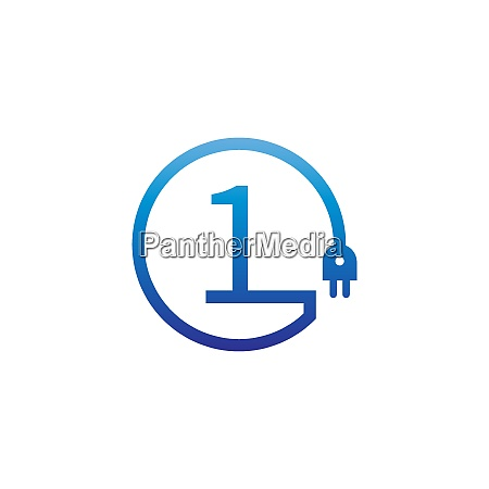 power cable forming number 1 logo