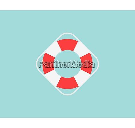 lifebouy icon vector illustration design